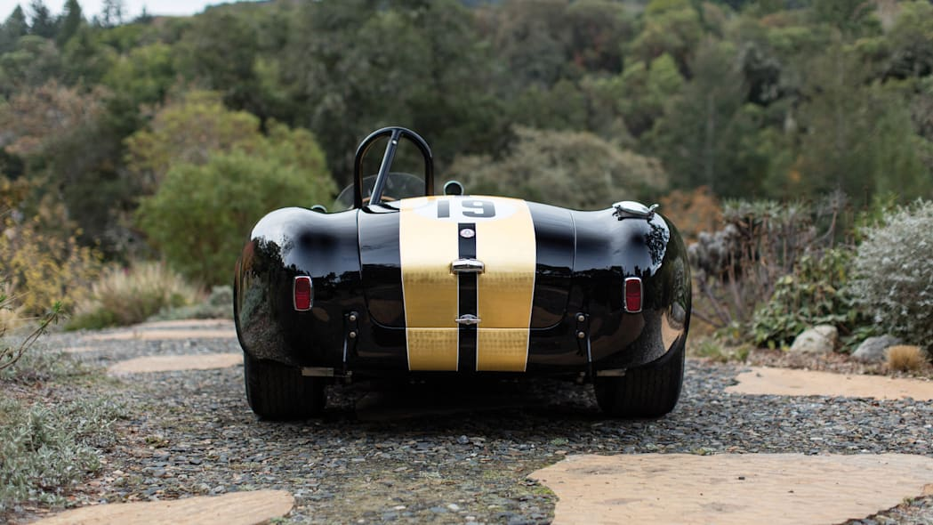 1965 Shelby 427 Competition Cobra rear