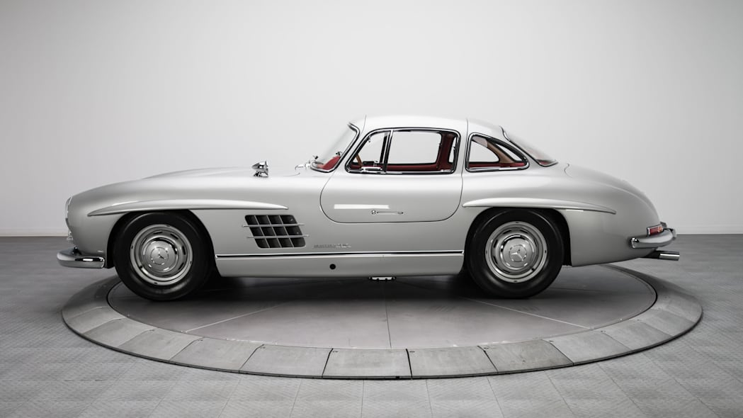 1954 mercedes 300sl profile