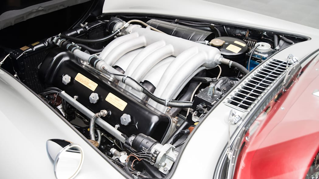 1954 mercedes 300sl engine