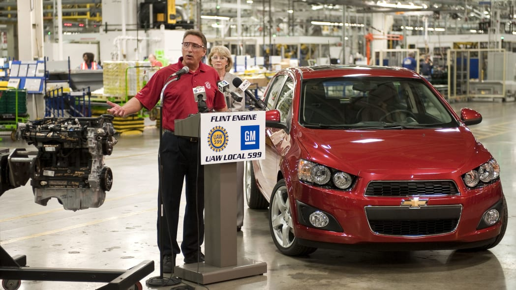 gm factory investments