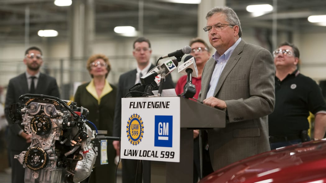 gm factory investments announcement
