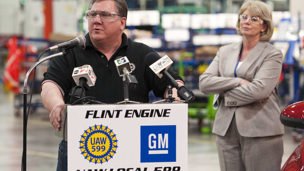 gm factory investments announcement uaw