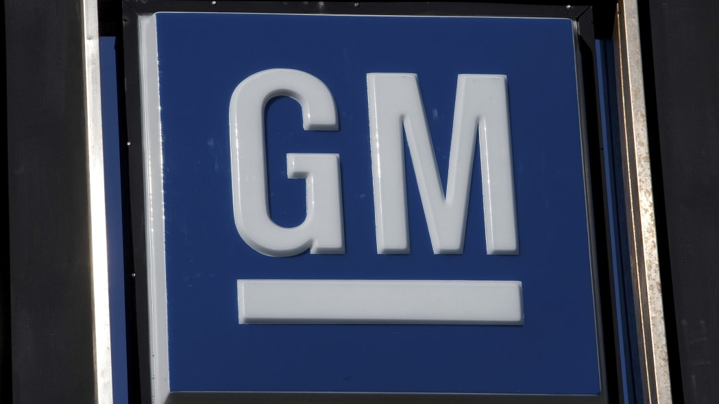 General Motors badge