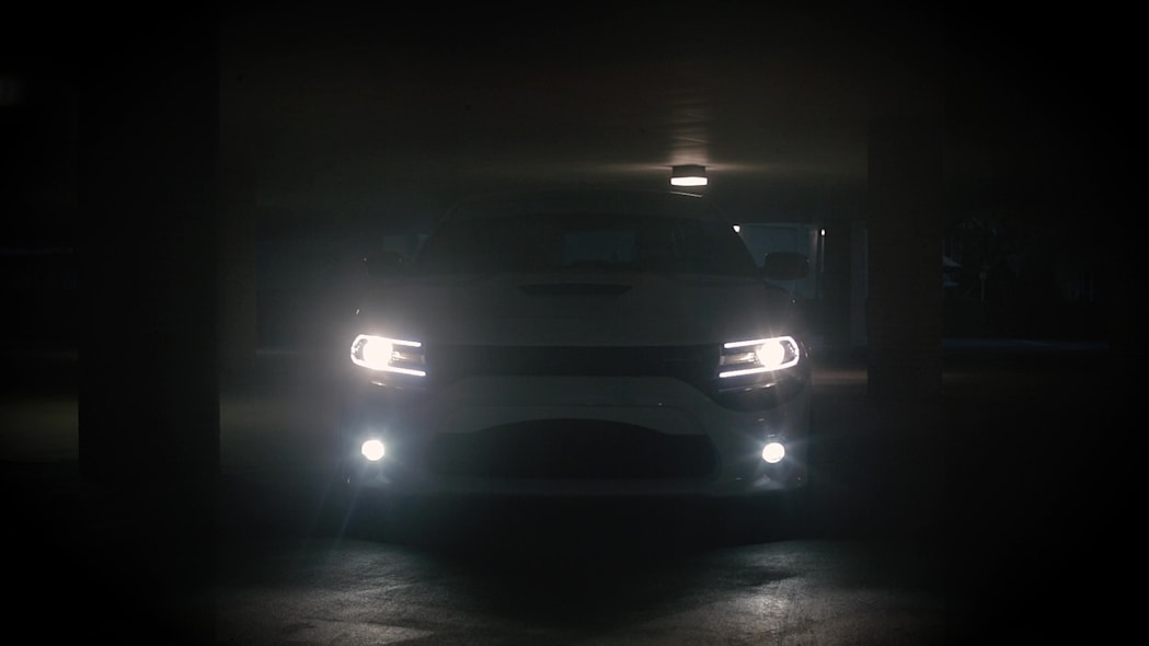 Stormtrooper Dodge Charger Episode VII: The Charger Awakens