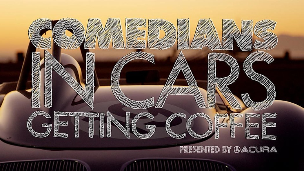 Classic Cars From Comedians in Cars Getting Coffee
