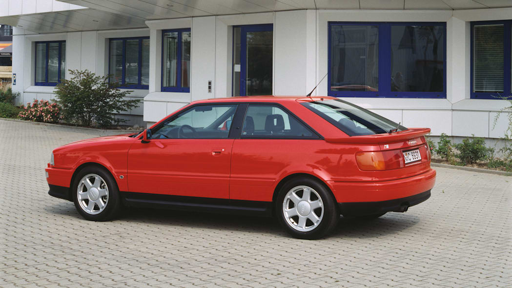 audi s2 coupe 1991