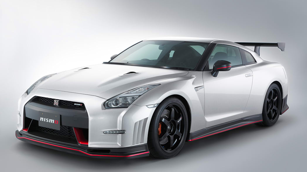 Nissan GT-R Nismo N Attack Package