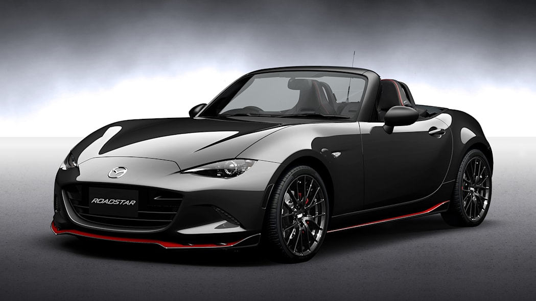 Mazda Roadster RS Racing Concept front 3/4