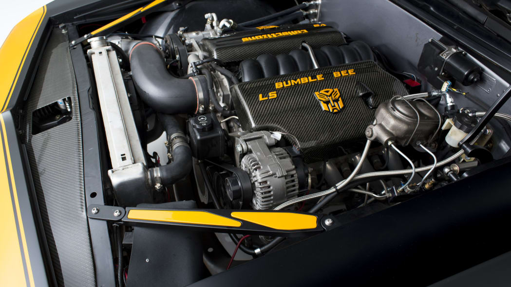 transformers auction bumblebee engine