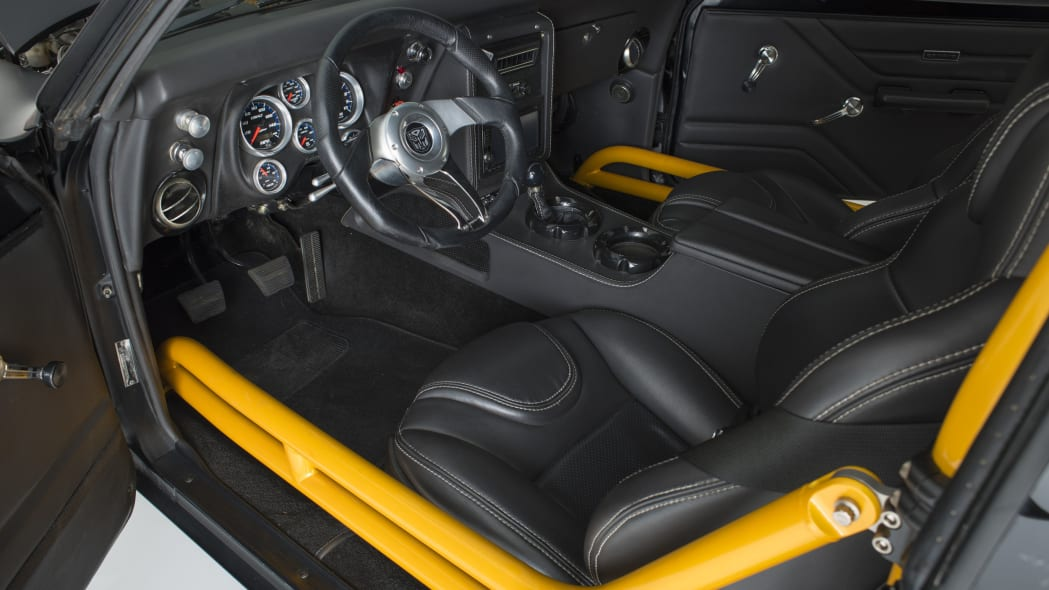 transformers auction bumblebee interior