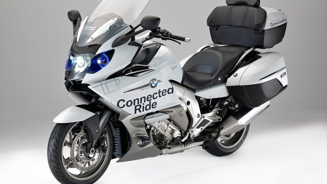 bmw connectedride
