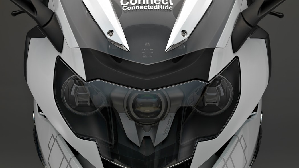 bmw connectedride front on