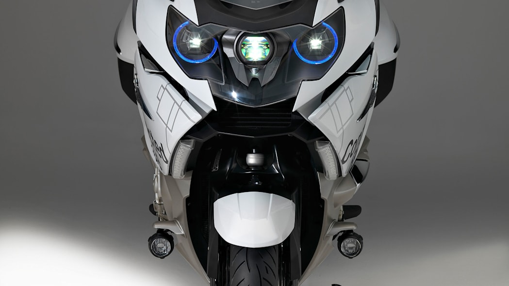 bmw connectedride front end