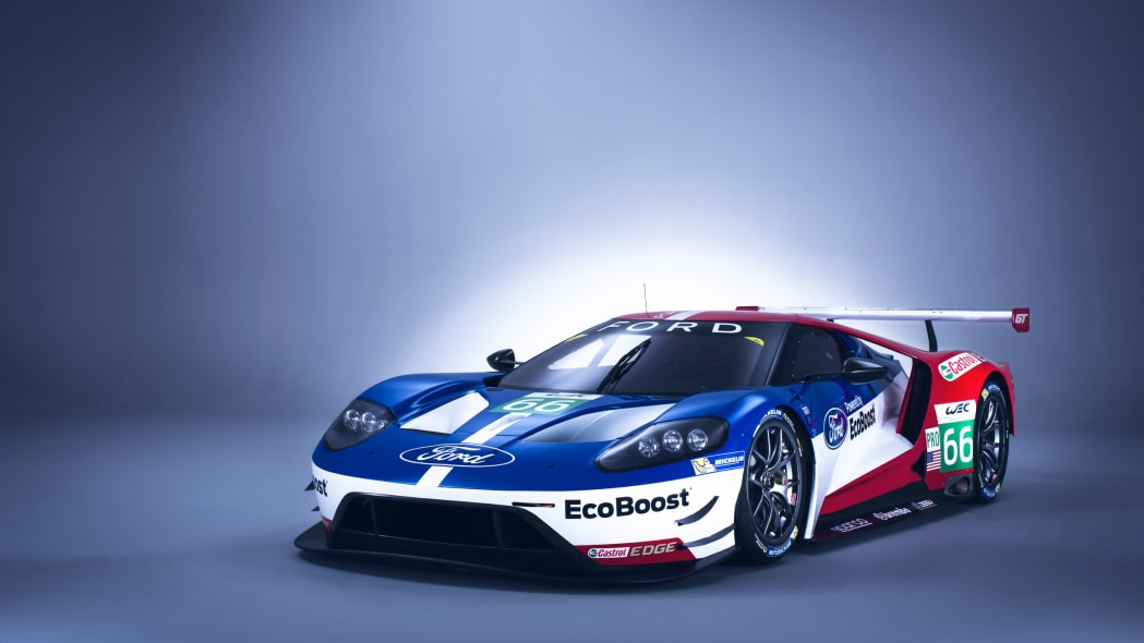 Ford GT front 3/4
