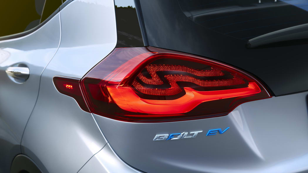 2017 Chevy Bolt taillights