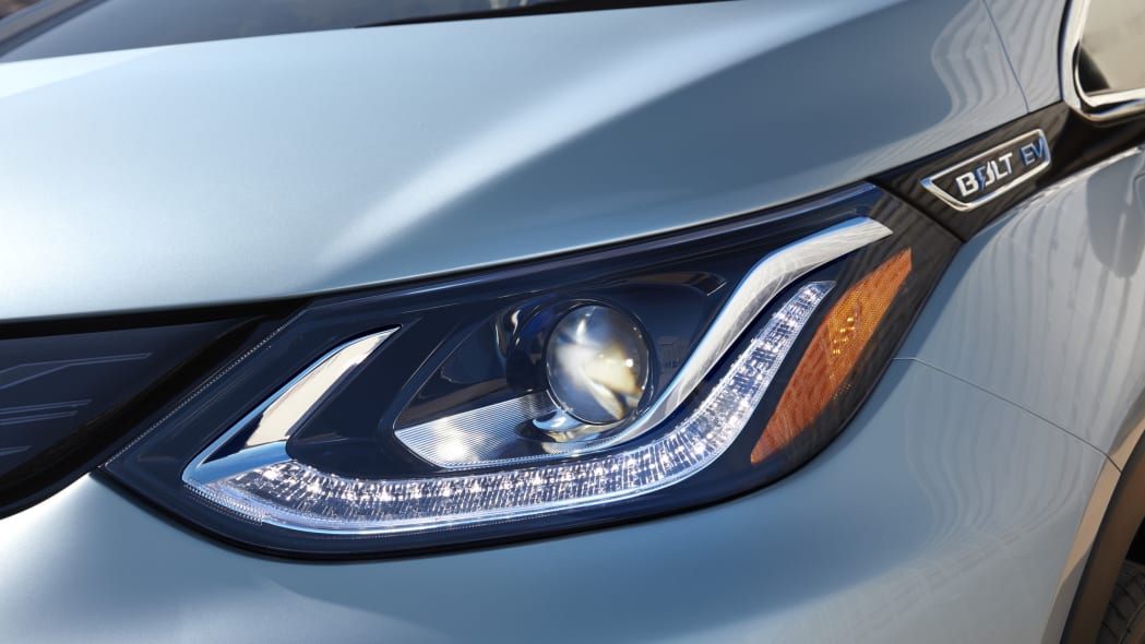 2017 Chevy Bolt headlights