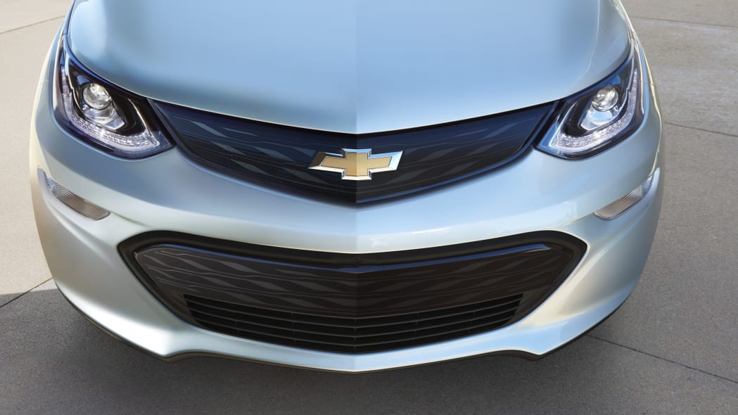 2017 Chevy Bolt front fascia