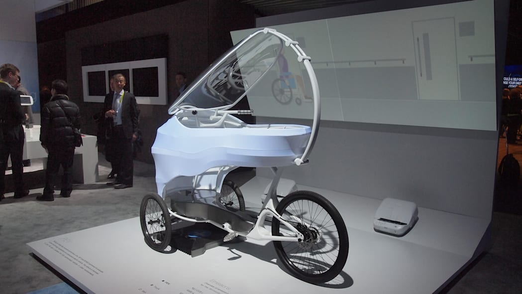 Persuasive Electric Vehicle (PEV) from Denso and MIT