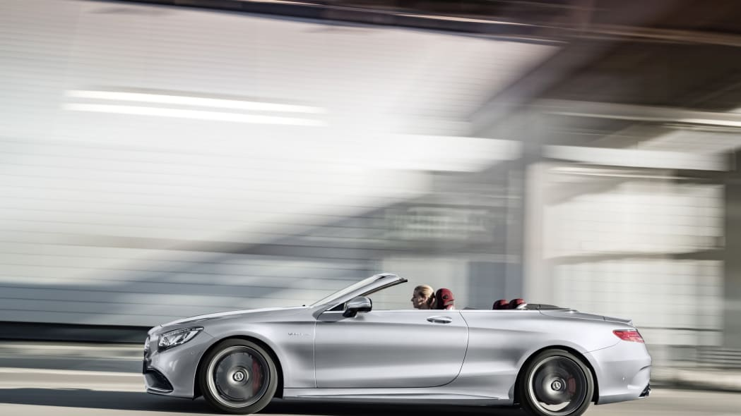 Mercedes-AMG S63 Cabriolet Edition 130 motion