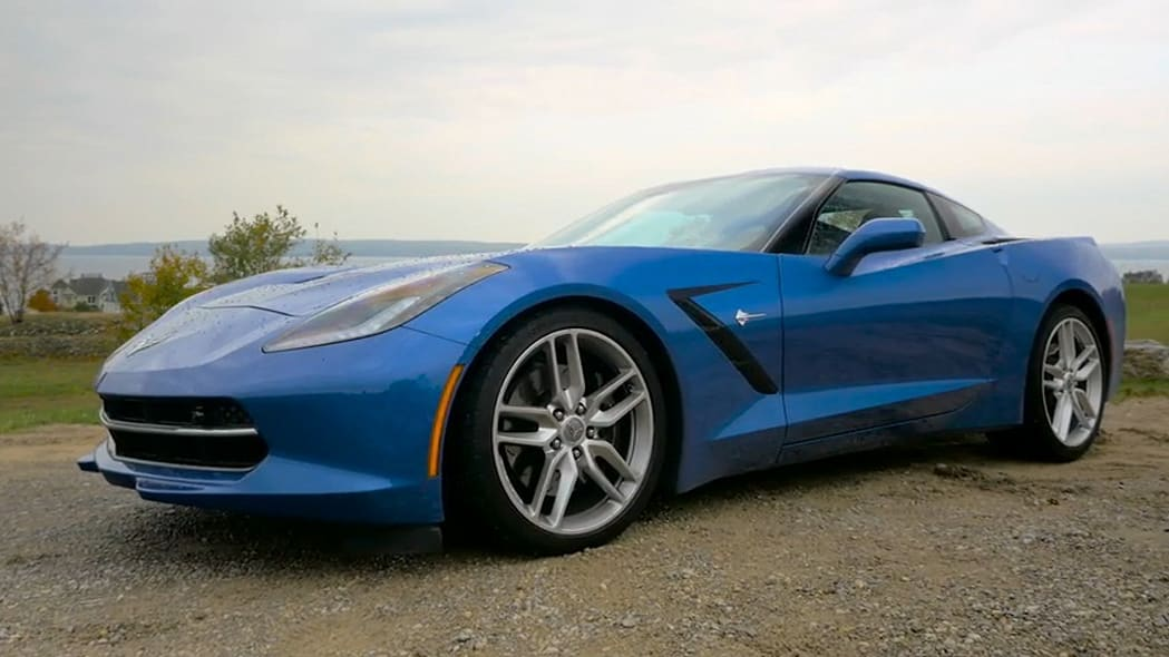 6.2L OHV V-8 (Chevrolet Corvette Stingray)