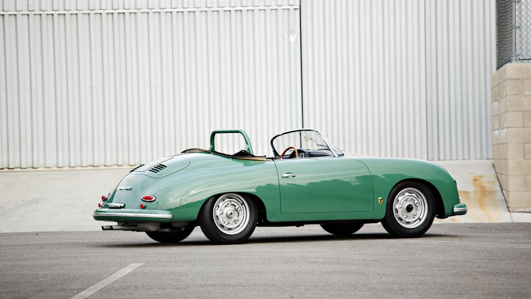 1958 Porsche 356 A 1500 GS/GT Carrera Speedster rear 3/4