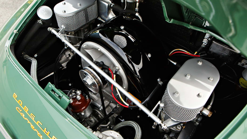 1958 Porsche 356 A 1500 GS/GT Carrera Speedster engine