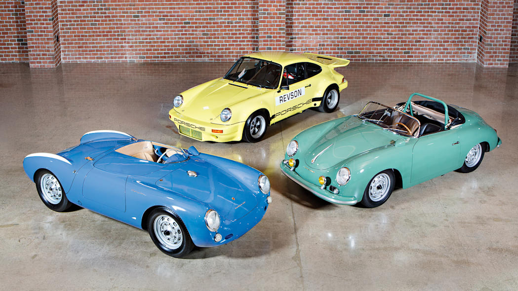Jerry Seinfeld Porsches Gooding & Company Scottsdale 2016 Auction