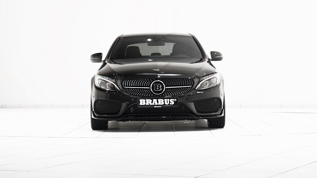 Mercedes-Benz C450 AMG Sport by Brabus front