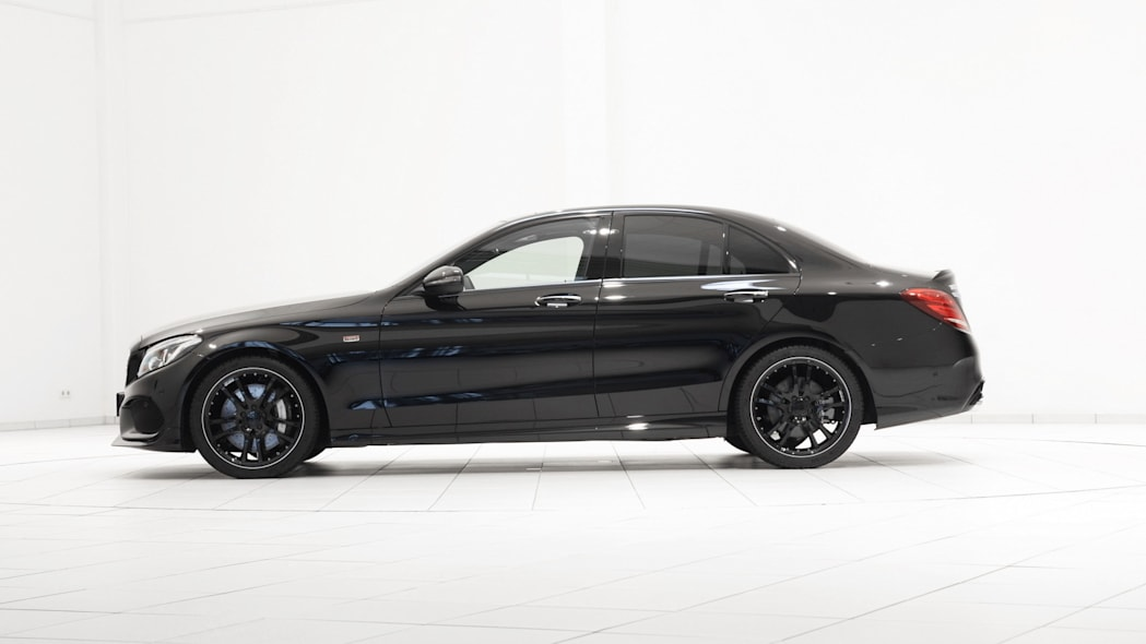Mercedes-Benz C450 AMG Sport by Brabus profile