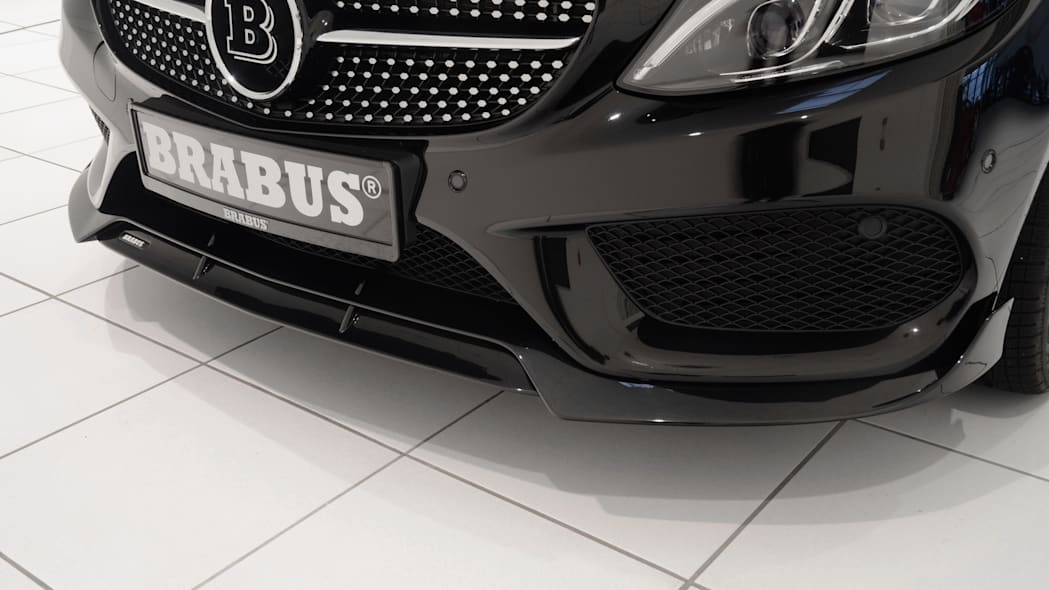 Mercedes-Benz C450 AMG Sport by Brabus front bumper