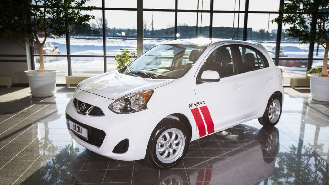 Nissan Micra Cup Limited Edition