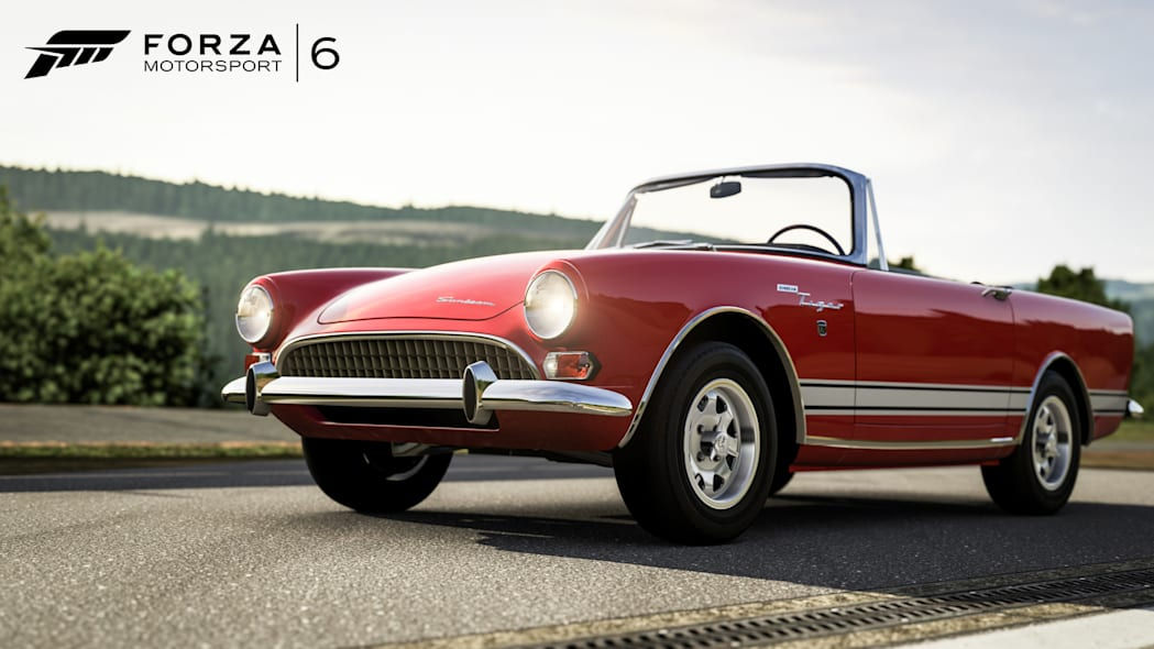 forza motorsport 6 sunbeam alpine