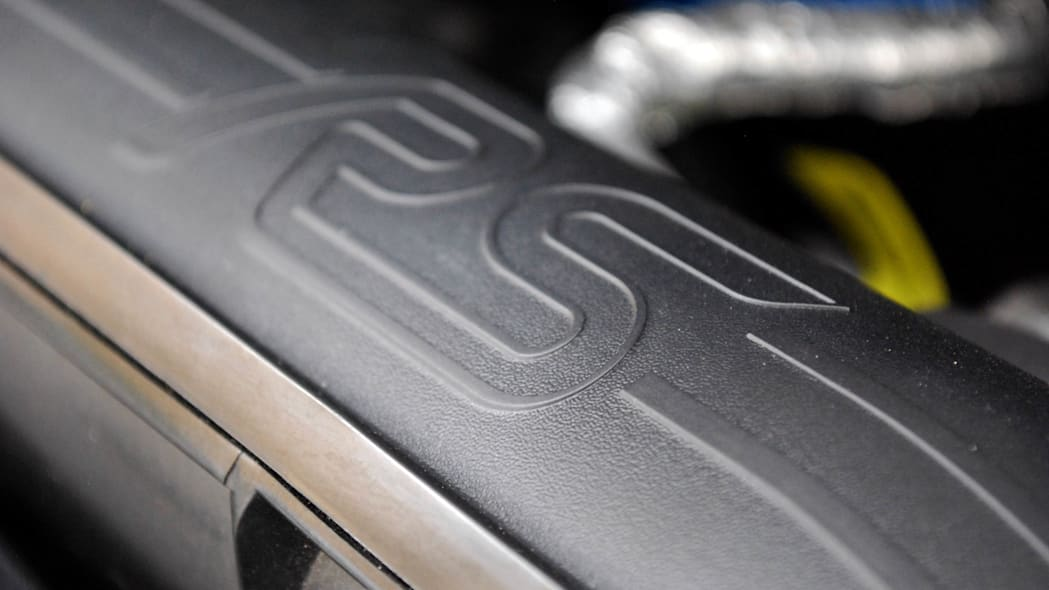 2016 Ford Focus RS engine details