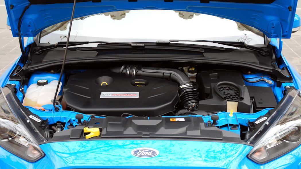 2016 Ford Focus RS engine
