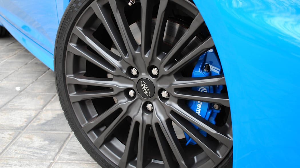 2016 Ford Focus RS wheel
