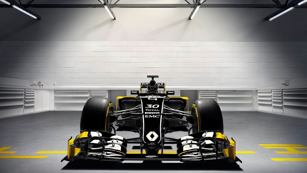 2016 Renault Sport RS16 front