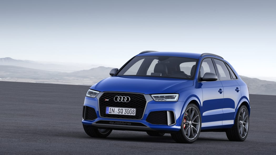 2016 Audi RS Q3 Performance static