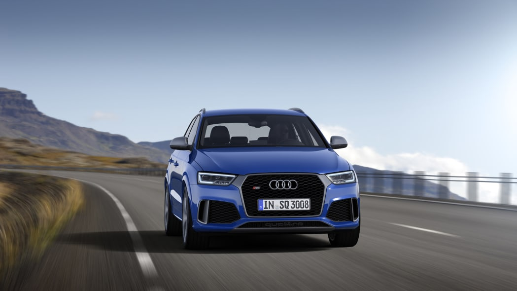 2016 Audi RS Q3 Performance moving front