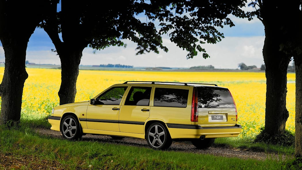 Volvo 850 T5-R country
