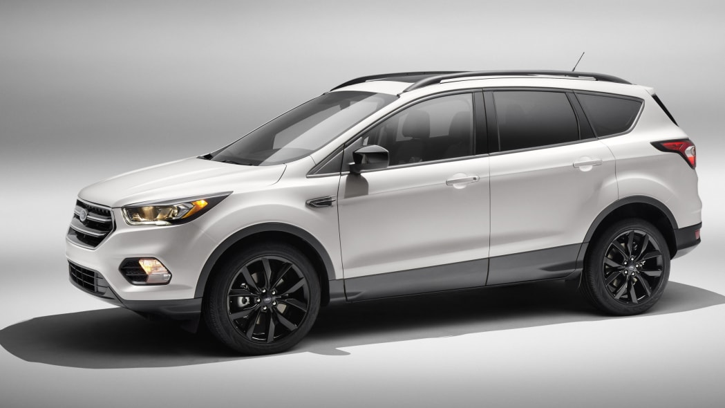 ford escape sport appearance package side