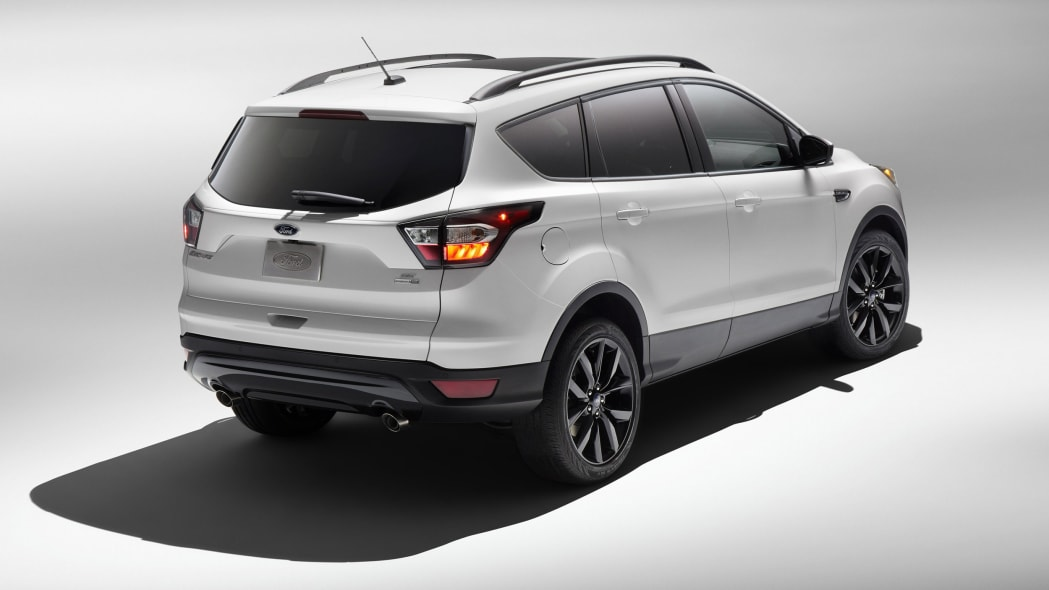 ford escape sport appearance package rear