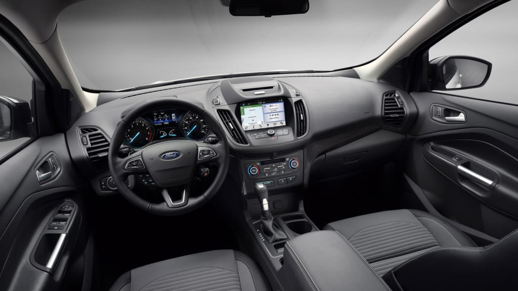 ford escape sport appearance package interior