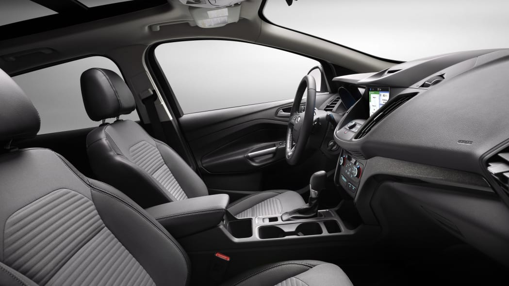 ford escape sport appearance package seats