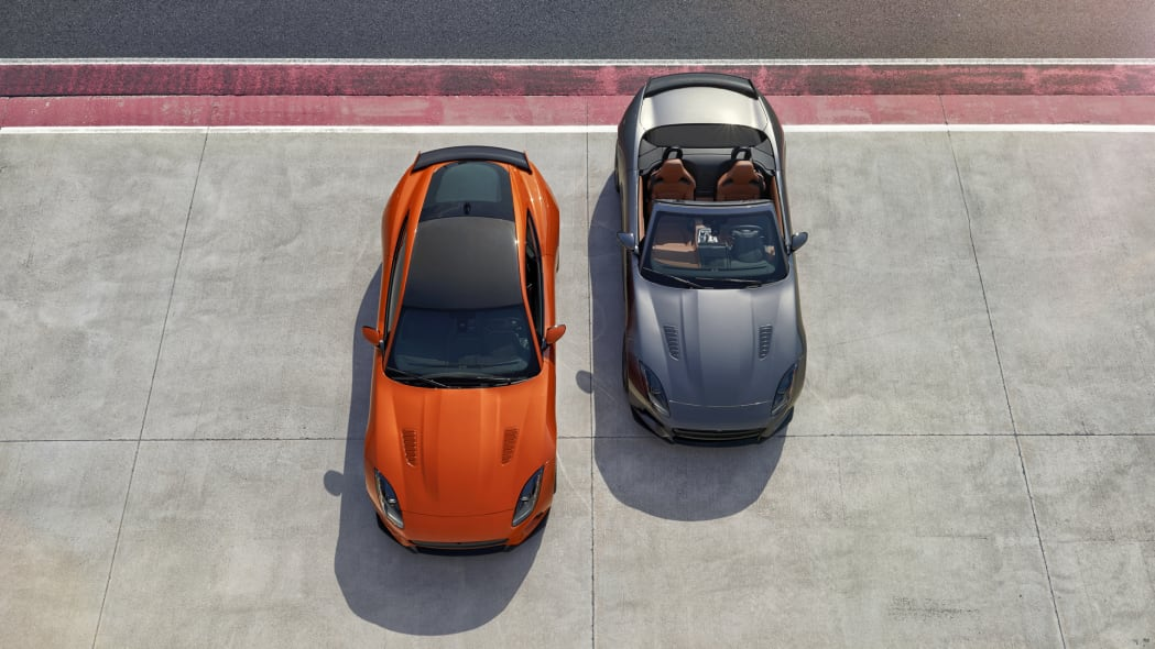 svr special vehicle jag f-type coupe