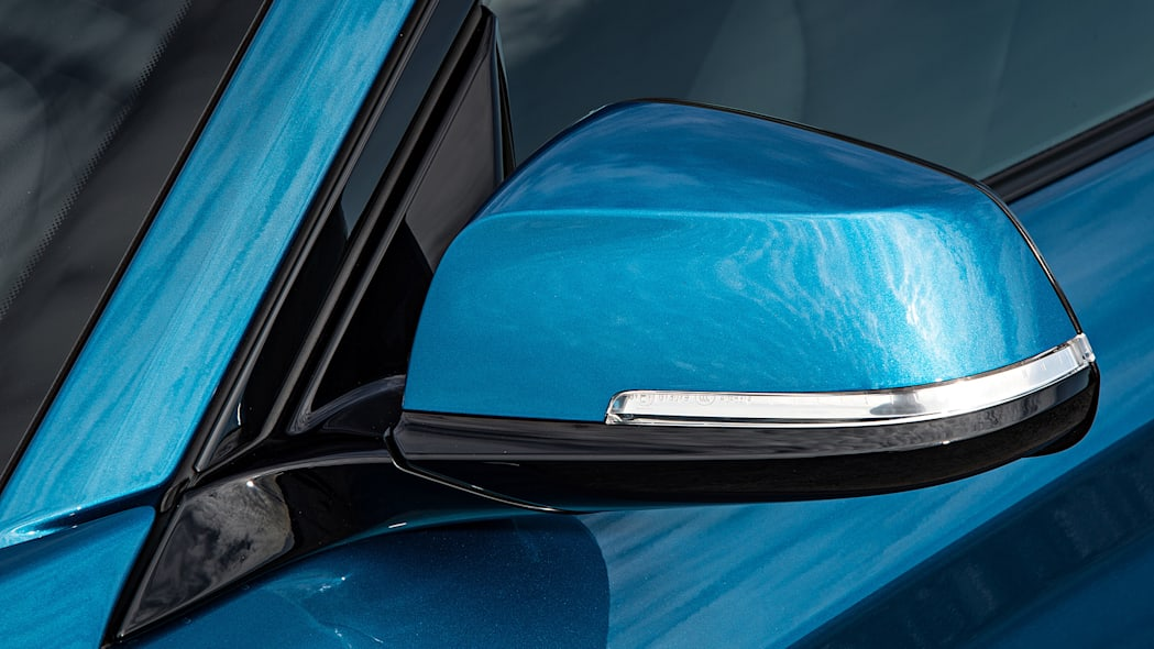 2016 BMW M2 side mirror
