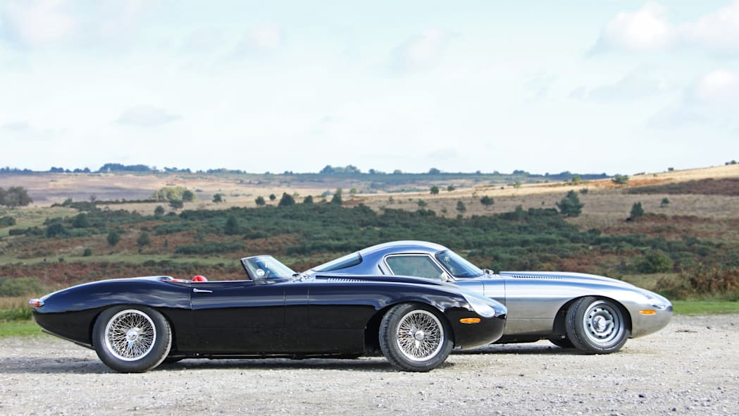 Eagle Speedster and Low Drag GT