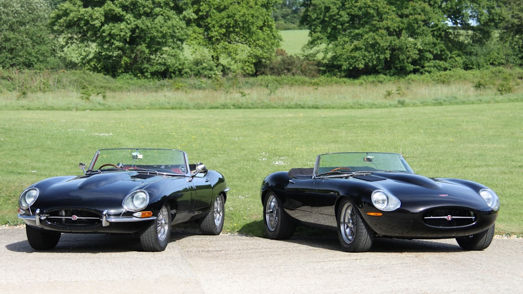 Eagle E-Type and Spyder GT