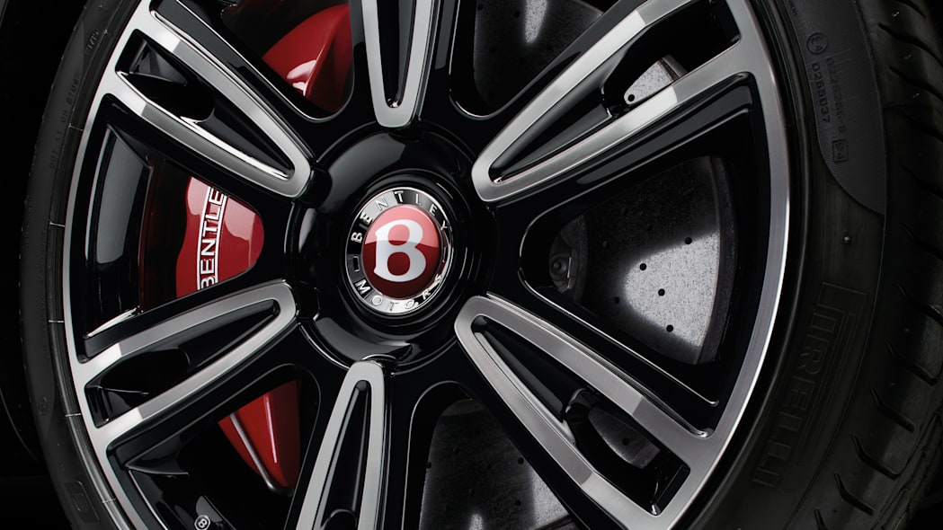 2016 Bentley Flying Spur V8 S wheel