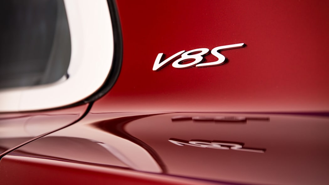 2016 Bentley Flying Spur V8 S badge