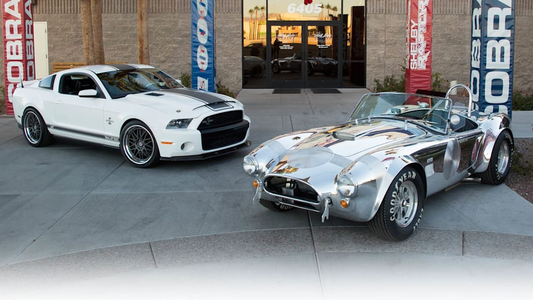 2016 Shelby American Enthusiast Collection